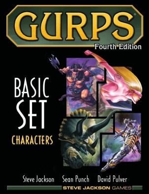 I am writing my GURPS solo rules to work with Fourth Edition