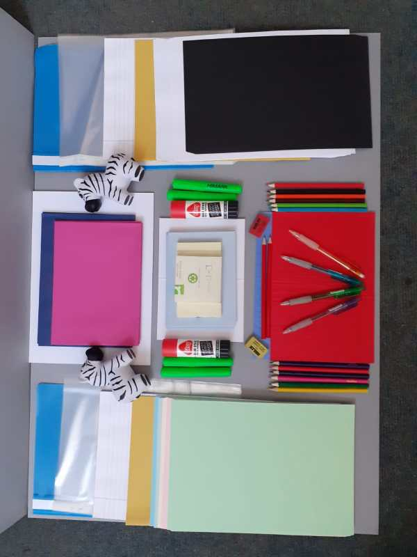 Childrens Stationery Packages - £20 with Keystage Options