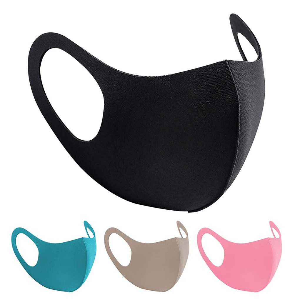 Washable Reusable Face Mask Protection