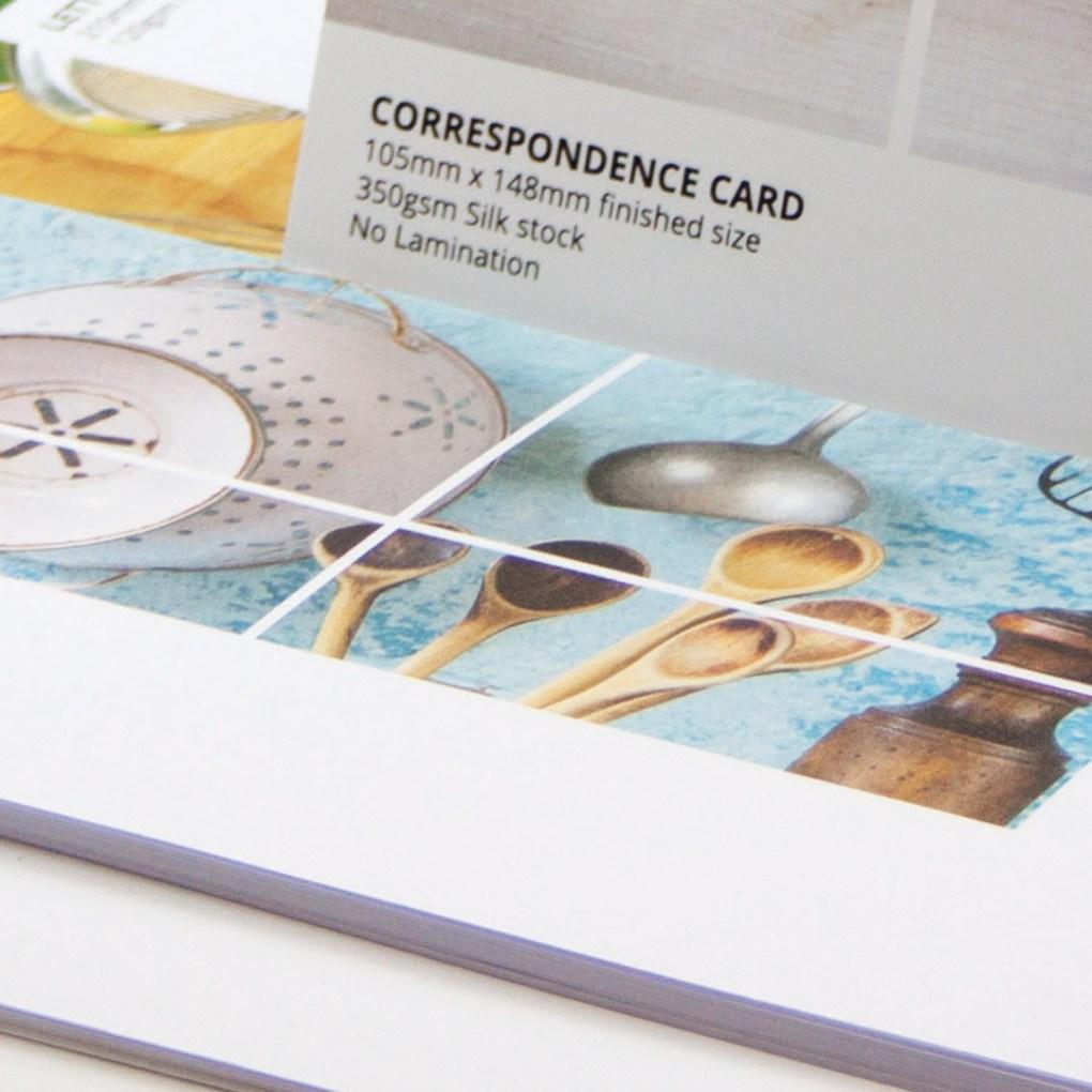 corresondence cards
