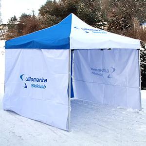Telt Lillomarka Skiklubb - Lillomarka Skiklubb
