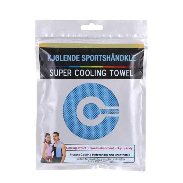 Kjølende sportshåndkle4 - Kjølende sportshåndkle