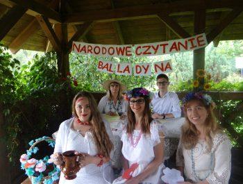 Narodowe Czytanie w Powiatowej Bibliotece Pedagogicznej w Ełku