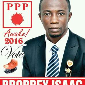 afigya kwabre north parliamentary candidate isaac brobbey