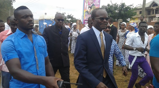 PPP awake dr nduom at kumasi