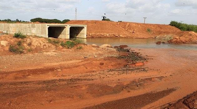 mahama exposed eastern corridor road dr nduom ppp