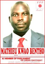 PPP JOMORO BENTHO MATHEW