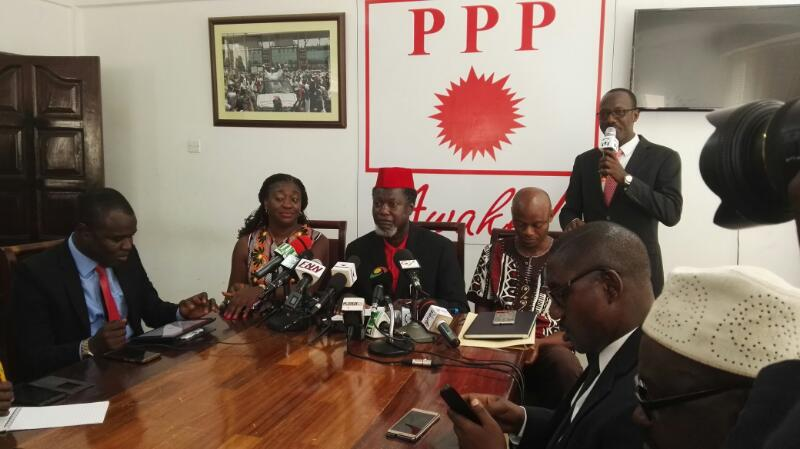 ppp galamsey press release