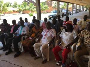 ppp re-organisation tour in central region