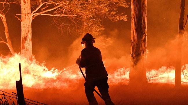 Protect your home from bushfire
