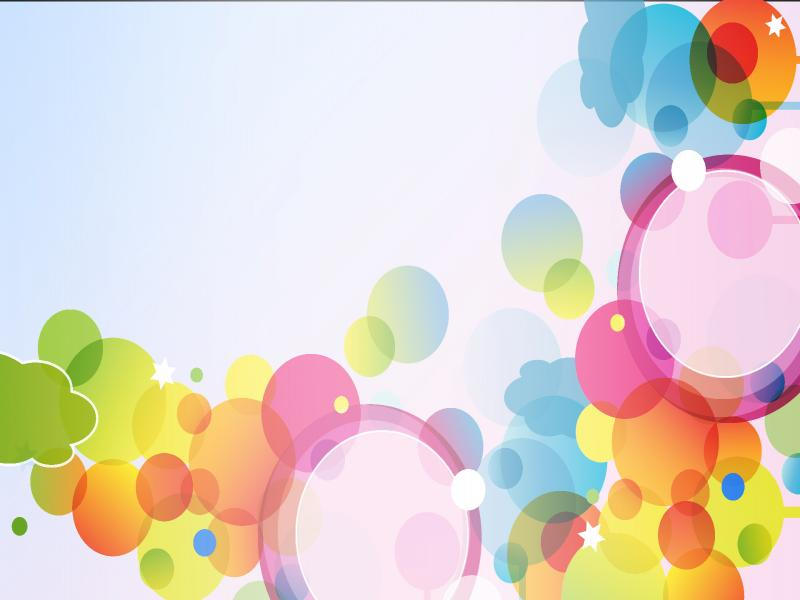 Kids Backgrounds For Powerpoint Templates PPT Backgrounds