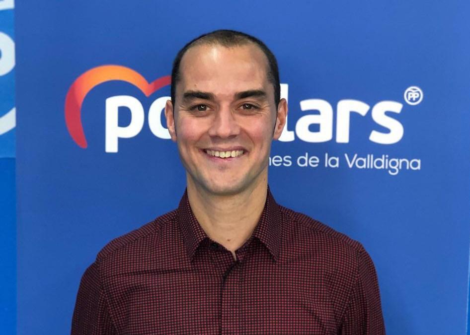 Ximo el Ros será el concejal de deportes de los Populares de Tavernes