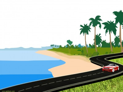 Expensive And Colorful Journey Free PPT Backgrounds For Your PowerPoint Templates