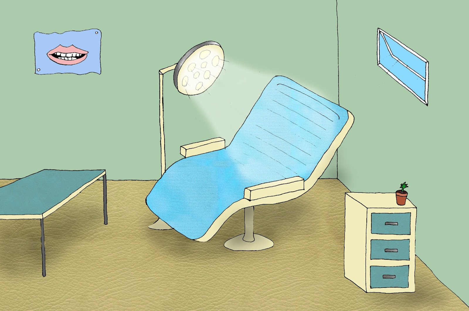 Hospital Clinic Clipart Free PPT Backgrounds For Your