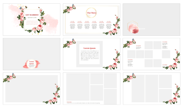 Wedding Free Google Slides Theme And Powerpoint Template