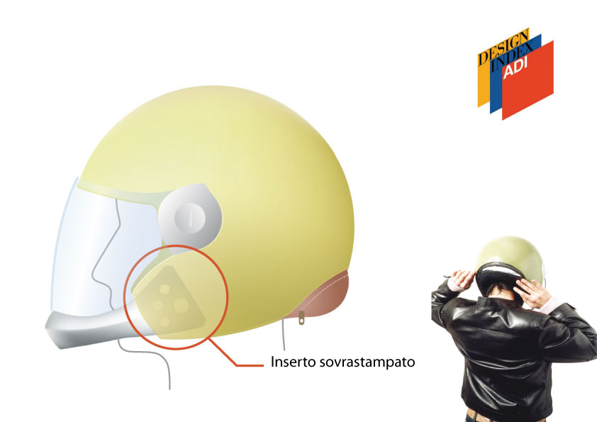 Visionary helmet design wins the Adi Index design award