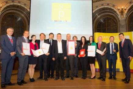 Maschinenbauer Kostwein holt Staatspreis Unternehmensqualität 2015