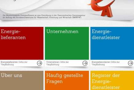 Nationale Energieeffizienz-Monitoringstelle gestartet