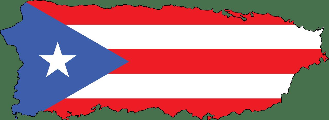 Resultado de imagen para Puerto Rico map png