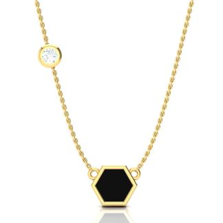 The Geometric Honeycomb Necklace