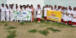 We make our students aware about tree plantation and environmental friendliness.