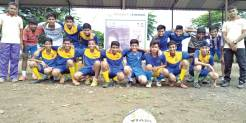 Football Matches were held as a part of Maharashtra One Million Campaign to promote U-17 Football World Cup Tournament.