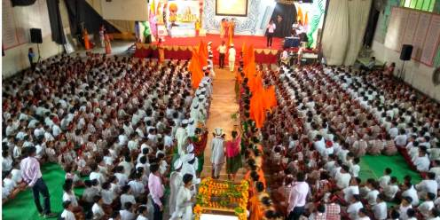 Aashadi Ekadashi, a festival of devotion was celebrated by Prabhatiyans