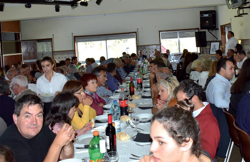 Grupo Desportivo e Cultural de Guilhovai assinalou o seu 43º aniversário