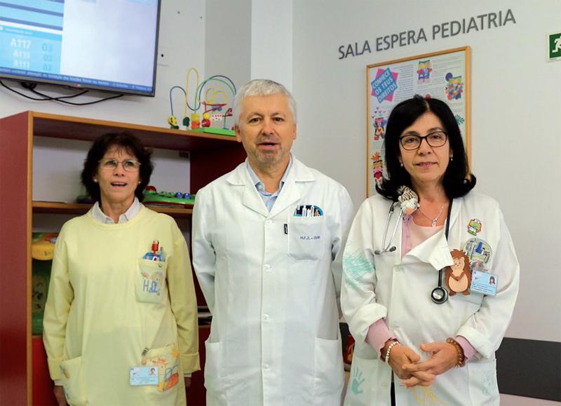 Interligação entre centro de saúde e hospital: Consulta melhora resolutividade na pediatria