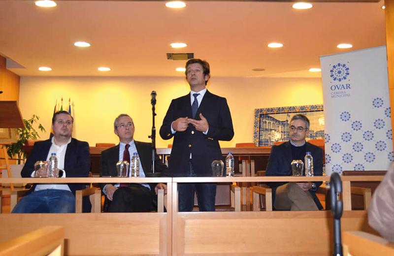 Câmara de Ovar investe 555 mil euros no desenvolvimento desportivo do concelho