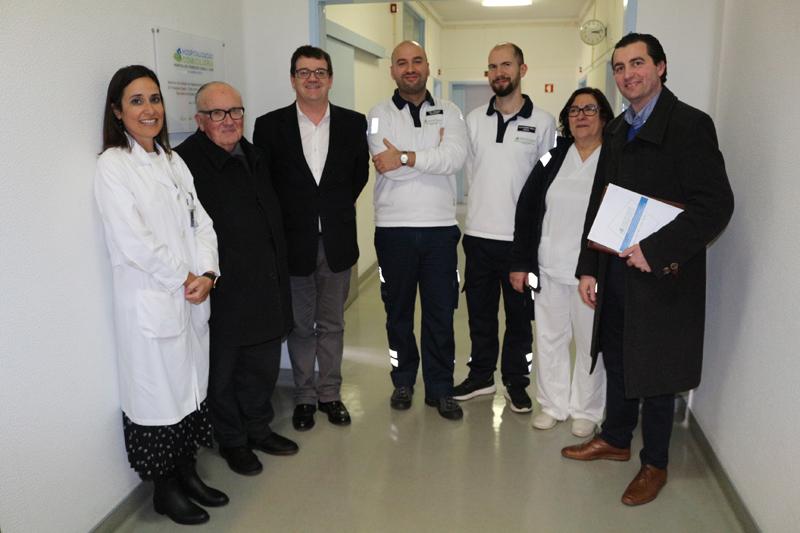 Hospital de Ovar estabelece protocolo de cooperação com o Centro Social e Paroquial São Pedro de Maceda