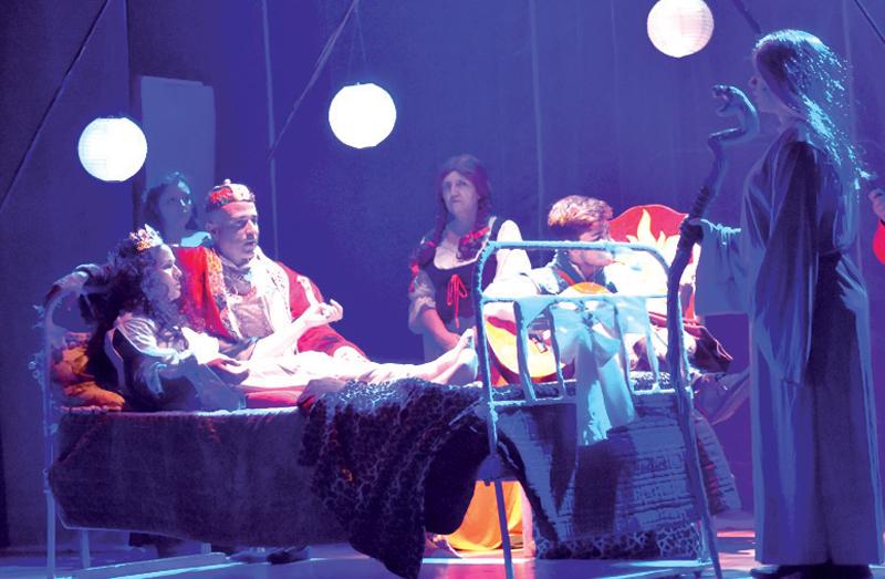 """Grupo de Teatro Renascer repetiu """"Rapunzel – Um Espetáculo Musical"""""""