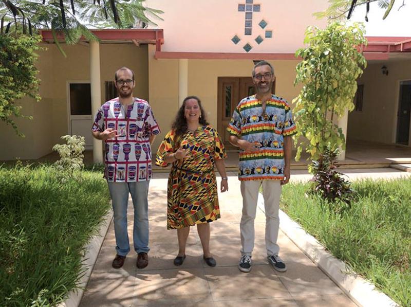 Missão AD Gentes: Carlos Calisto e David Tavares regressaram a Ovar após serviço missionário em Angola