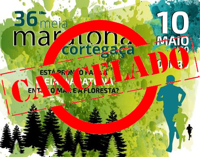 Meia Maratona de Cortegaça cancelada