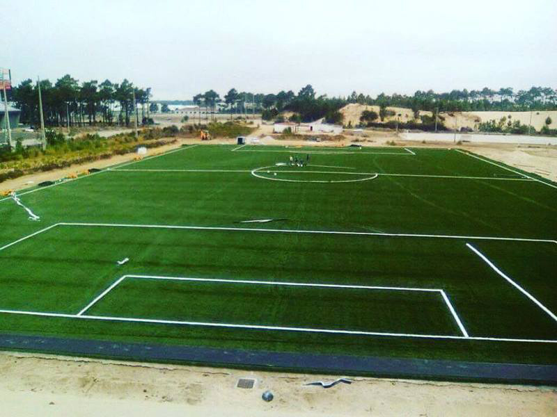 Centro de Formação da ADO Futebol vai receber novos balneários e uma bancada