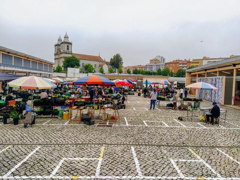 Mercado Municipal reabriu na totalidade
