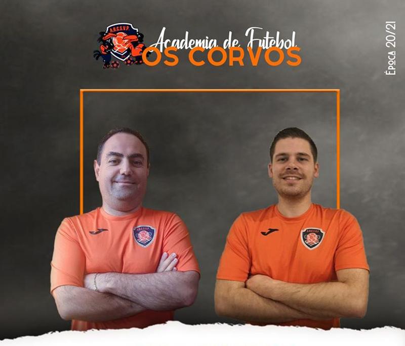 SV de Pereira tem nova equipa de coordenadores para o futebol de formação