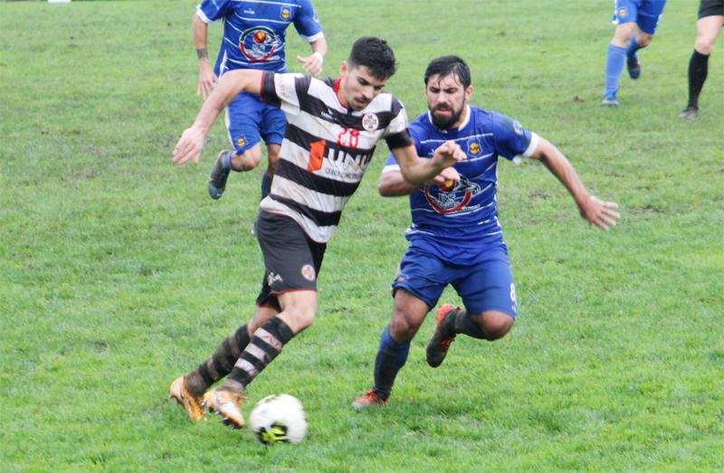 Futebol masculino: Ovarense terminou a época com goleada sofrida em Canedo