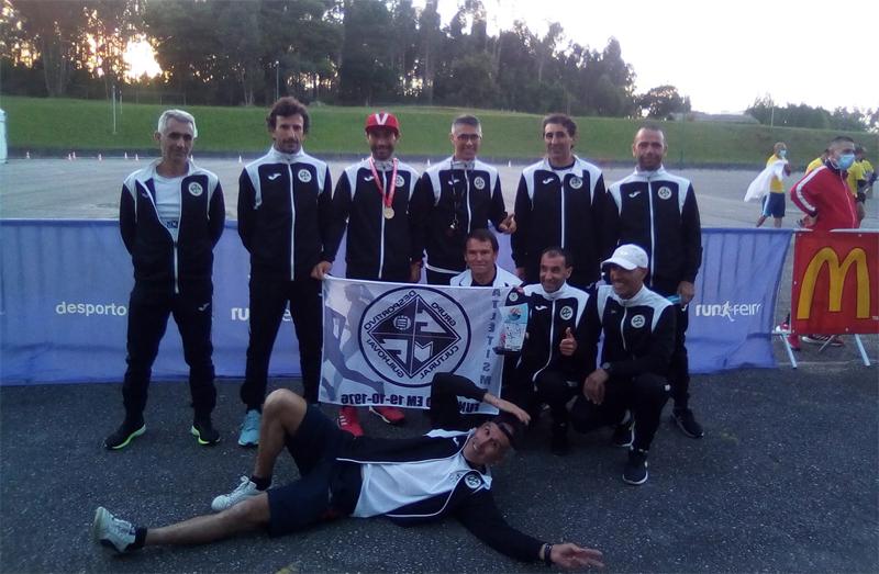 Atletismo: GDC de Guilhovai sagrou-se campeão distrital de estrada