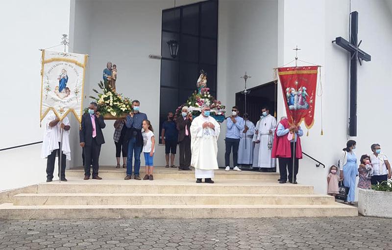 Torrão do Lameiro homenageou Nossa Senhora da Boa Viagem