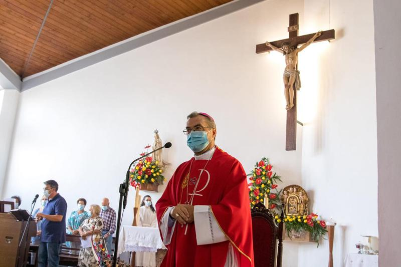 """Inauguração do """"Centro Pastoral Padre Aníbal"""" marcou as Festas do Mar do Furadouro"""