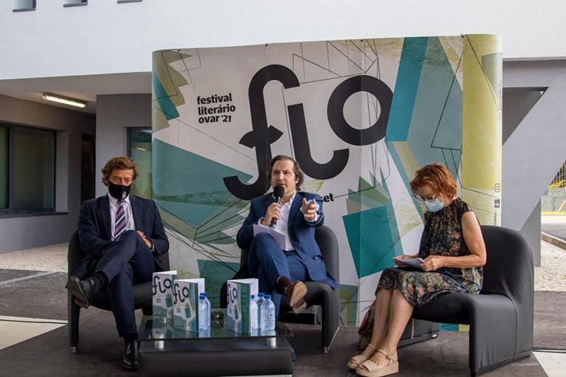 Festival literário trouxe mais de 40 escritores e autores a Ovar