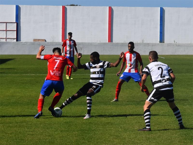 Futebol: Ovarense vence dérbi frente ao SC Esmoriz