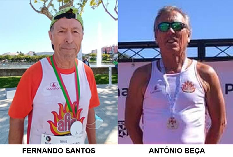 Atletismo: António Beça, João Pereira e Fernando Santos sagraram-se campeões nacionais