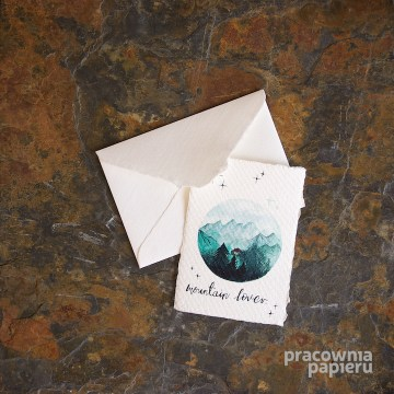Papier Ręcznie Czerpany | Handmade Paper