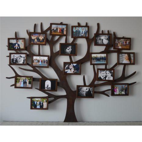 drzewko ramka na zdjęcia