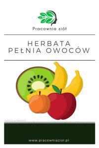 Herbatka z owocami pełna owoców pracownia ziół i zdrowej żywności- sklep z ziołami i herbatami