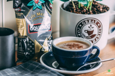 Zimowa kawa i herbata z ziołami, które pomogą Ci rozgrzać się w zimne wieczory