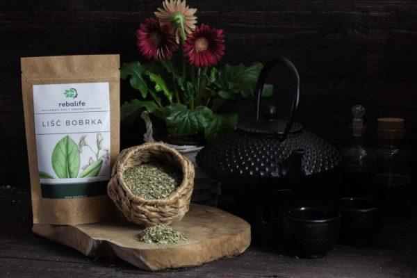 Bobrek-liść-Karta-produktu-Pracownia-ziół-i-zdrowej-żywności-Rebalife