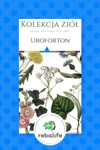 uroforton zioła na nerki etykiety, mieszanki ziołowe, rebalife Karta produktu Pracownia ziół i zdrowej żywności Rebalife-31